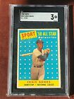 Ernie Banks Cards, Rookie Card and Autographed Memorabilia Guide 10