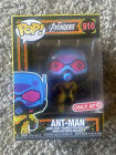 FUNKO POP MARVEL ANT MAN BLACK LIGHT #910 SPECIAL EDITION EXCLUSIVE