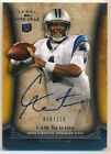 CAM NEWTON 2011 TOPPS FIVE STAR RC ROOKIE ON CARD AUTOGRAPH SP AUTO #089 110