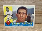 Sandy Koufax Named 2011 Topps Prime 9 Redemption #9 6