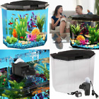 Koller Products 65 Gallon Aquarium Kit with Power Crystal Clear Clarity