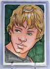 2015 Topps Star Wars Illustrated: The Empire Strikes Back 18