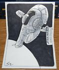 2015 Topps Star Wars Illustrated: The Empire Strikes Back 27