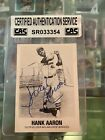 Vintage Topps Hank Aaron Baseball Cards Showcase Gallery and Checklist 74