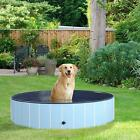 55 Leakproof Pet Dog Pool Foldable Kids Swimming Pool Collapsible Bathing Tub