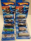 HOT WHEELS FASTER THAN EVER LOT OF 10 CARS FTE Group A