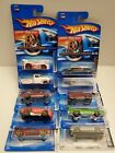 HOT WHEELS FASTER THAN EVER LOT OF 10 CARS FTE Group B