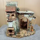 FONTANINI LIGHTED MARKETPLACE VILLAGE Retired HEIRLOOM NATIVITY 50255 for 5