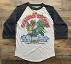 Vintage The Rolling Stones Dragon 1981 Madison Square Gardens Concert T Shirt