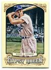 2014 Topps Gypsy Queen Reverse Image Variations Guide 104