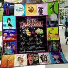 Hotel Transylvania Thank You for The Memories Blanket Best Gift For Friends