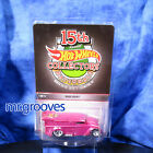 2564 3600 SPECTRAFLAME PINK Drag Dairy 2015 Hot Wheels Convention 15th