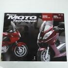 Review Tecnical Workshop E T a I Peugeot Scooter 125 Satelis 4V 2006 To 2007