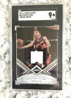 2010-11 Stephen Curry Panini Limited Jersey Card 199 SGC 9