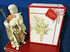 Lenox First Blessing Nativity Shepherd with Lamb w box  BRAND NEW LIGHTED STAR