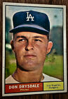 Don Drysdale Cards and Autographed Memorabilia Guide 18