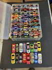 Lot of 106 NASCAR CARS ALL kinds of dates Racing Champions HOT WHEELS And More