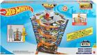 Hot Wheels City MEGA Garage Playset Vehicle included 2 ft Tall