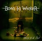 Born In Winter Waiting In The Dark CD NEW 2007 Female Fronted Goth Metal Band