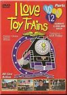 I Love Toy Trains Parts 10, 11 & 12 DVD Kids Children