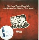 (AN581) The Penny Black Remedy, You Have Wasted - DJ CD