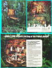 Jungle Lord, Williams 1981 Pinball Advertising Flyer