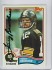 Terry Bradshaw Cards, Rookie Cards and Autographed Memorabilia Guide 61