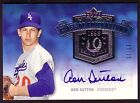 2005 DON SUTTON UD HALL OF FAME AUTOGRAPH 15 15