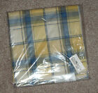 LONGABERGER  CORNFLOWER PLAID 36
