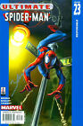 ULTIMATE SPIDER MAN 23 SIGNED BY ARTIST MARK BAGELY