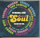 ROOTS OF SOUL  - VARIOUS ARTISTS - 2 CD's - NEW
