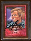BOB GRIESE 2000 DONRUSS ALL TIME GRIDIRON KINGS AUTO SP