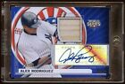 ALEX RODRIGUEZ 2010 TOPPS AUTOGRAPH WORLD SERIES BAT 50
