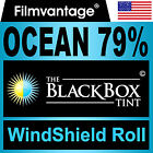 WINDSHIELD TINT ROLL 79 VLT 36x70 FOR JEEP