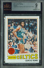 1977-78 TOPPS # 3 CURTIS ROWE PROOF BGS 9 SOLO FINEST GRADED