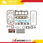 Full Gasket Set Head Bolts Fit 92 01 Chevrolet Geo Suzuki Esteem 16 G16KV