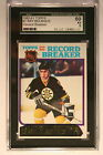 1980-81 Topps #2 Ray Bourque Record Breaker - SGC-60