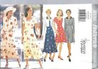 4336 Uncut Vintage Butterick Sewing Pattern Misses Fitted Jacket Dress Fashion