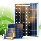 Pick One 12 V Solar Panel 15W6 W12 W40 W100 W110 W Fit GRID TIE INVERTER