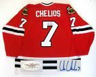 Chris Chelios Rookie Cards and Autograph Memorabilia Buying Guide 35