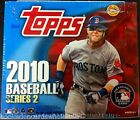 2010 Topps Series 2 Baseball Hobby Jumbo Box