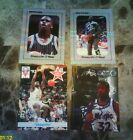 1992 SPORT STAR USA SHAQUILLE O'NEAL + 3 OTHER RARE PROMO CARDS