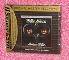 WILLIE NELSON - Shotgun / Phases & Stages - Rare MFSL GOLD Disc 2:1 CD SS Outlaw