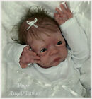 Reborn Supplies PEACH Vinyl Doll KIT Lifelike Baby PAIGE 19 Tasha Edenholm 3239