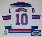 Marian Gaborik Cards, Rookie Cards and Autographed Memorabilia Guide 58