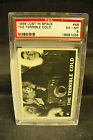 1966 TOPPS: LOST IN SPACE TRADING CARD # 46 - 6 (PSA GRADED EX- MINT) !!!
