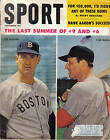 1959 (Sep.) Sport Magazine, baseball, Ted Williams, Boston Red Sox, Stan Musial