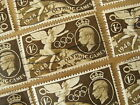 One London 1948 olympics George VI shilling 1 stamp USED 2012 collectable