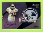 2012 Bowman Football Chrome Refractor Rookie Autographs Guide 48