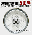 *NEW* HONDA XL125 K0 - 1976 SL125 REAR WHEEL RIM + HUB + CADIUM SPOKE [R10S]